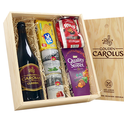 Order Belgian gifts and deliver Belgian gift baskets